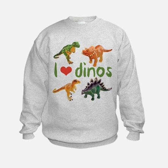 I Love Dinos Jumpers