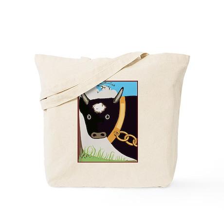 The Big Bull Tote Bag