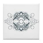 Circles Tile Coaster