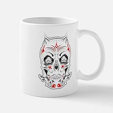 Tattoo Skull Mug