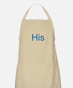 His and Hers Apron