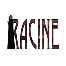 Racine Postcards (Package of 8)