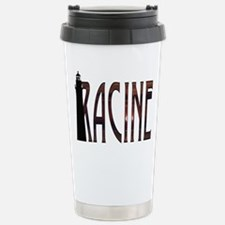 Racine Stainless Steel Travel Mug