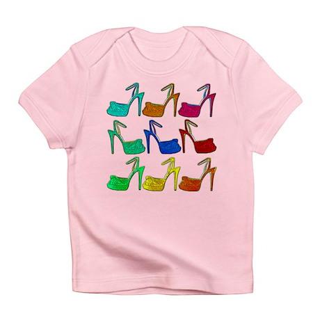 Heels Infant T-Shirt
