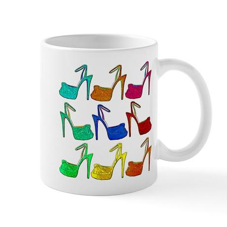 Heels Mug