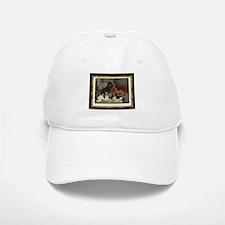 Antique King Charles Spaniels Baseball Baseball Cap