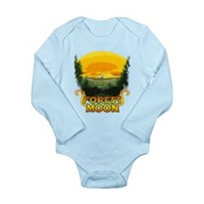 The Forest Moon Long Sleeve Infant Bodysuit