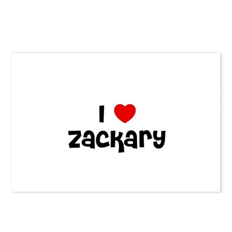I * Zackary Postcards (Package of 8)