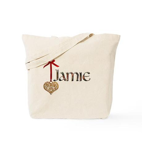 Love Jamie Tote Bag