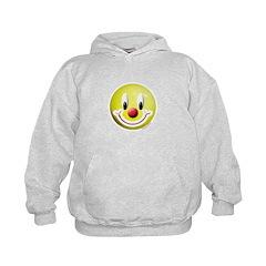 Clown Smiley Hoodie