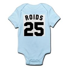 Roids 25 Infant Creeper