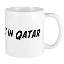 Famous in Qatar Mug