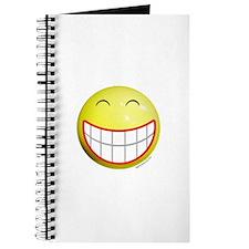 Big Grin Smiley Journal