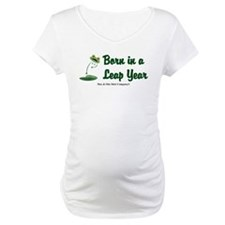 Born in a Leap Year Shirt