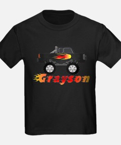 Grayson Monster Truck T