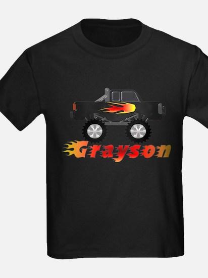 Grayson Monster Truck T