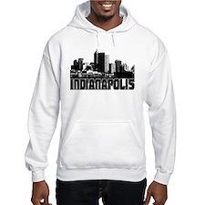 Indianapolis Skyline Hoodie