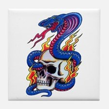 Tattoo Tile Coaster