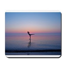 Dancing on Water Mousepad
