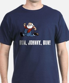 Run, Johnny, Run II T-Shirt