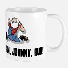 Run, Johnny, Run II Mug