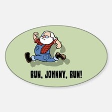 Run, Johnny, Run II Decal
