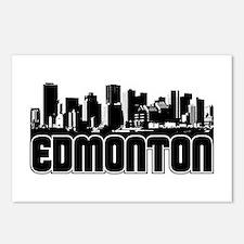 Edmonton Skyline Postcards (Package of 8)