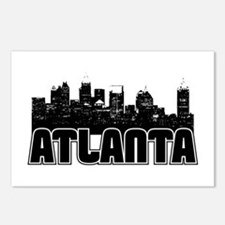 Atlanta Skyline Postcards (Package of 8)