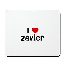 I * Zavier Mousepad