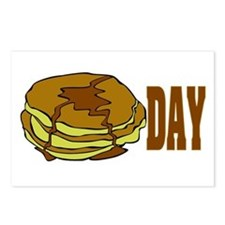 Pancake Day Postcards (Package of 8)