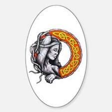 Tattoo Sticker (Oval)