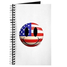 July 4th Smiley 2 Journal