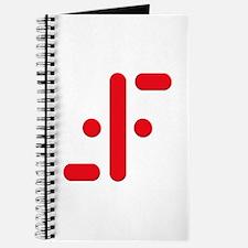 V Symbol Visitors TV Red Journal