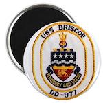 USS BRISCOE Magnet