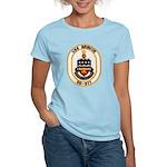 USS BRISCOE Women's Light T-Shirt