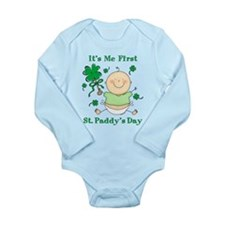 Me 1st St. Paddy's Day Baby Outfits