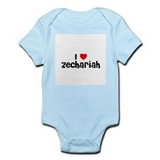 I * Zechariah Infant Creeper