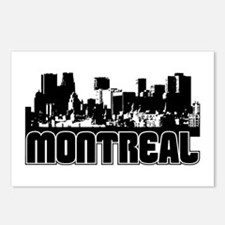 Montreal Skyline Postcards (Package of 8)