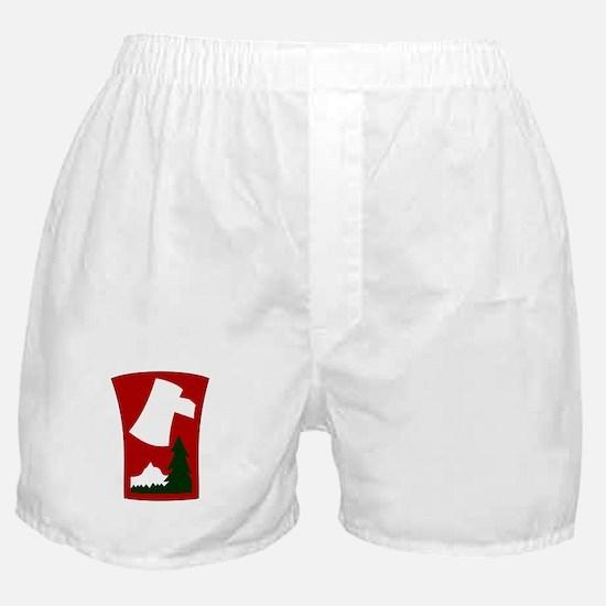 Trailblazers Boxer Shorts