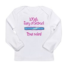 School Fun Days Long Sleeve Infant T-Shirt