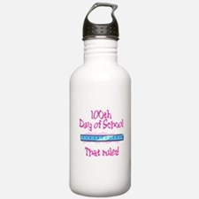 School Fun Days Water Bottle