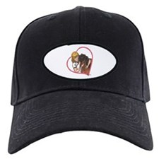 Hug Heart B Mini Baseball Hat