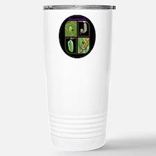 Monarch Metamorphosis Travel Mug