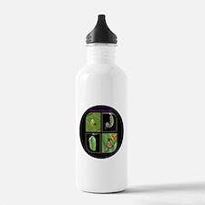 Monarch Metamorphosis Water Bottle
