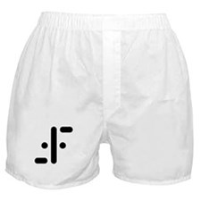 V Symbol Visitors TV Boxer Shorts