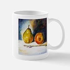 Pear and Apple Mug
