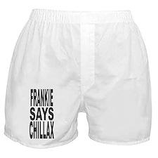frankie says... Boxer Shorts
