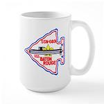USS BATON ROUGE Large Mug