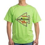 USS BATON ROUGE Green T-Shirt