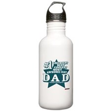#1 Dad Water Bottle
